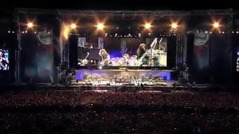 Metallica Am- Am I Evil? Live at the Big
