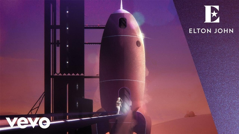 Elton John - Rocket Man (Official Music Video)