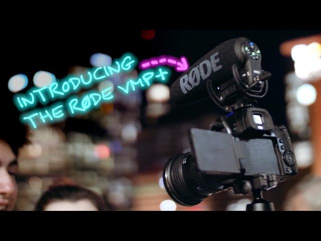 Introducing the RØDE VideoMicPro