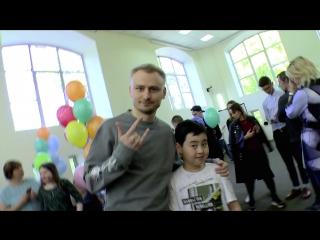 Международный день защиты детей с звездами Comedy Club
