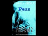 Page (Protector of the Small #2) by Tamora Pierce Audiobook Full Part 2 of 2