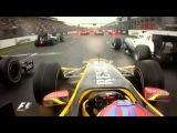 Vitaly Petrov in Formula 1 / Виталий Петров в Формуле 1
