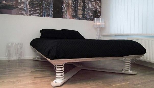 Правильная кровать )
