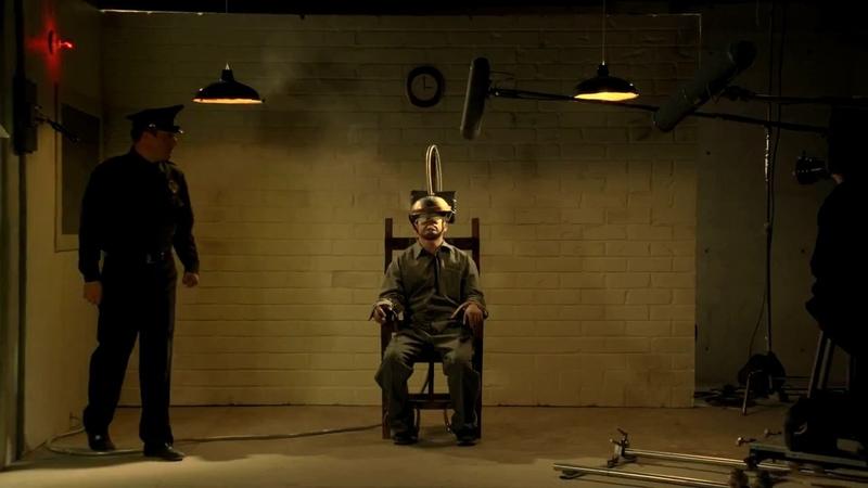 """""""La Silla"""" (""""Electric Chair"""")"""