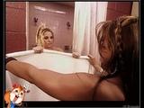 Trish Stratus Bathroom Shower Scene With Mickie James