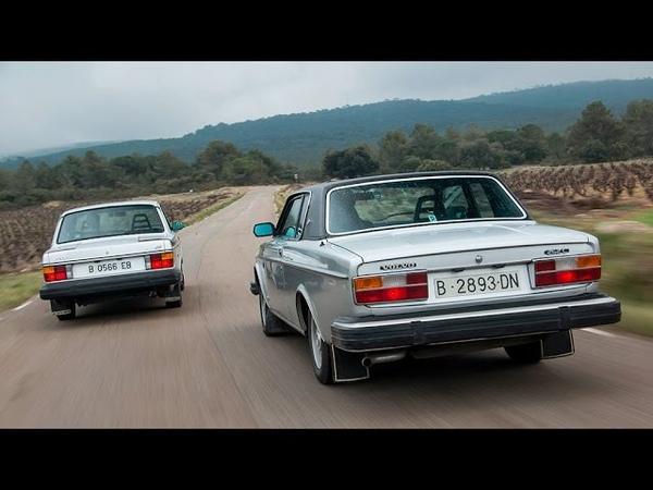 Volvo 242 GT y Volvo 262 C / Motor Clásico