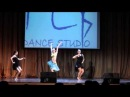 Концерт Fly Dance Studio Solo Latina гр Эдварда Заруднева