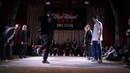 Hit The Floor vol.4 hip-hop second chance AG Gladi Shah (win) vs Lilya Golos Kobbee | Danceprojectfo