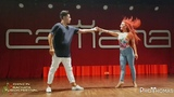 Maurizio Bollo &amp Simona Dos Amantes @ Dancin Bachata Fusion Festival 2018