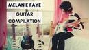 Melanie Faye Guitar Compilation Jazz Neo Soul Guitar Playing rainbow fever 1998