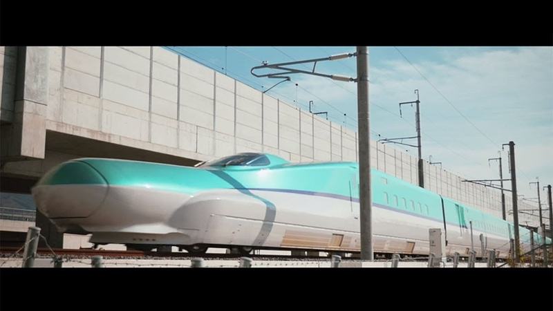 Get the Shinkansen to run through the undersea tunnel. / [MEIDEN] DISCOVERY LIFELINES 2