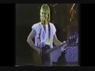 Smokie - Lay Back In The Arms Of Someone (Bradford Charity Concert 1985)