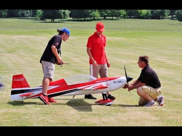 JASE THE ACE DUSSIA TEARS UP THE SKIES OF WESTON PARK RC INTERNATIONAL 1 - 2017