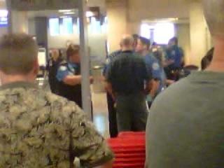 Young Boy Strip Searched by TSA (New link to TSA lies interview)