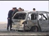 В ДТП на трассе Атырау-Уральск погибли семеро (ВИДЕО)
