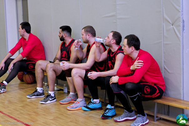 ОЛБЛ. 3-й матч 1/4 финала. Спартак - Наро-Фоминск