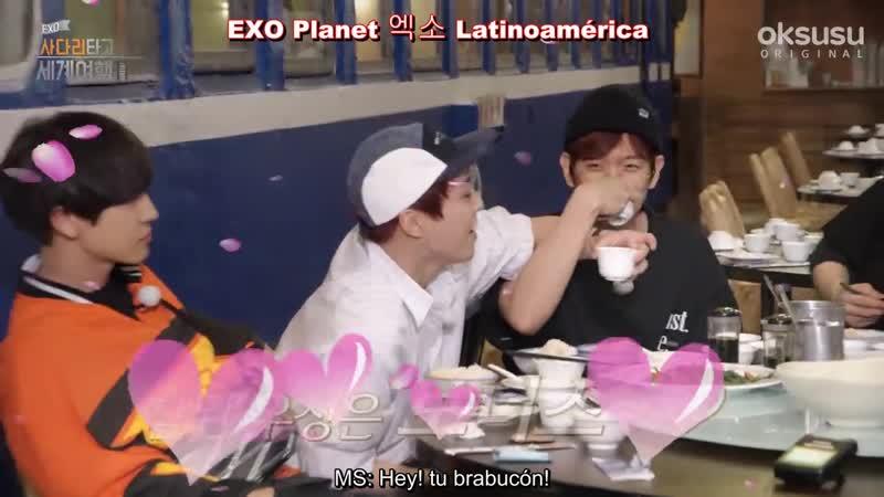[Sub Esp] Travel the World on EXOs Ladder (Temporada 2) Teaser 6