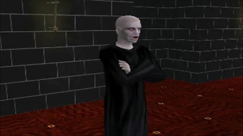The Sims 2 Гарри Поттер и Орден Феникса – Глава 36. Единственный, кого он всегда