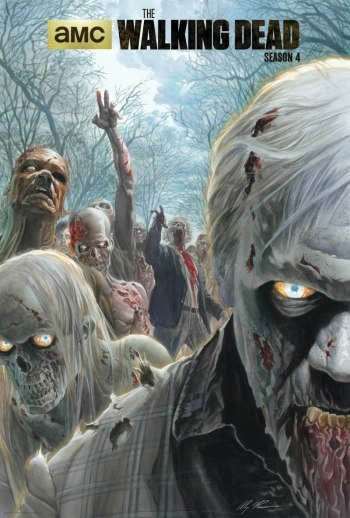 Ходячие мертвецы / The Walking Dead | Сезон 4