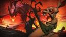 MtG Modern Gameplay Mardu Pyromancer VS Polymorph Staff