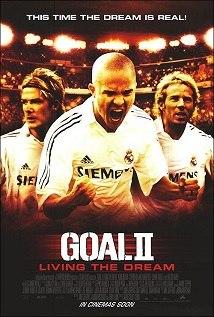 ¡Goool 2! Viviendo el sueño<br><span class='font12 dBlock'><i>(Goal! 2: Living the Dream...)</i></span>