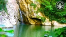 Нежные звуки водопада и пение птиц Быстрое избавление от усталости и стресса