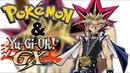 Покемон и Ю-Ги-О Поколение ИКС - Сравнение