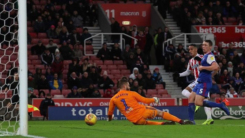 Highlights: Stoke City v Ipswich Town