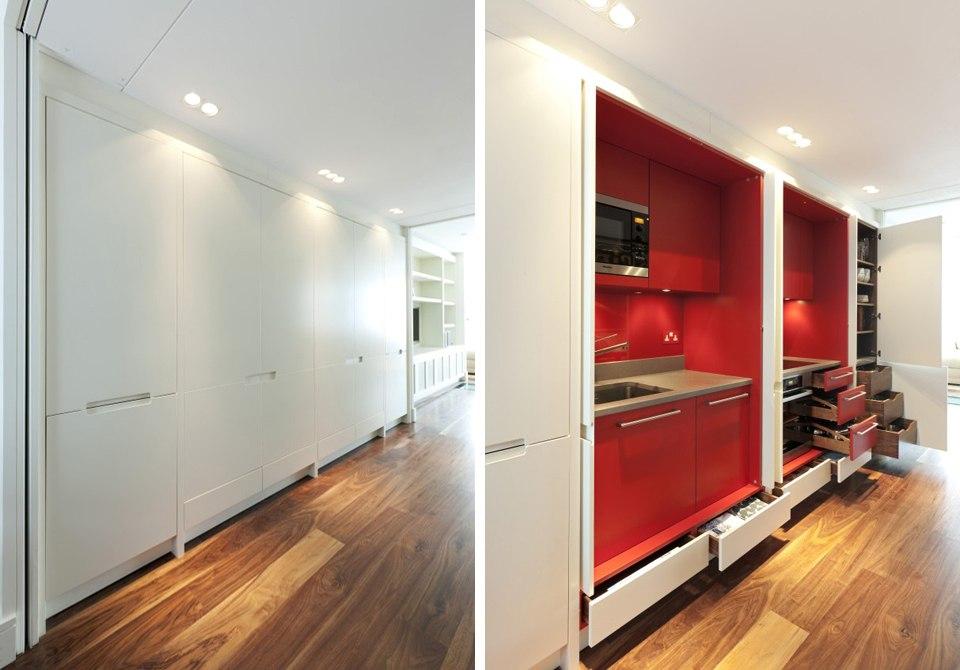 Intrigue - интригующая кухня от Mowlem & Co http://kvartirastudio.
