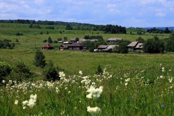 Уральское лето