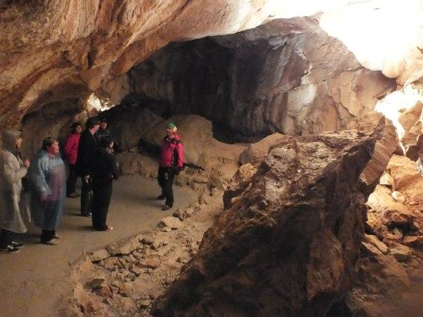 Мамонтовые пещеры