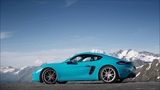 The History and Technology Behind The Porsche 718 Cayman