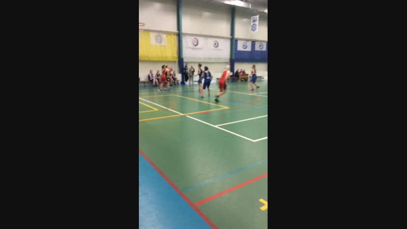 КЭС-баскет Умба- Полярные Зори (девушки) 1