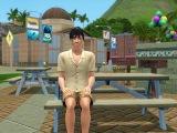 Симс 3 Райские острова! #9 Выходной для Девина