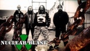 SOULFLY Dead Behind The Eyes feat Randy Blythe OFFICIAL TRACK VISUALIZER