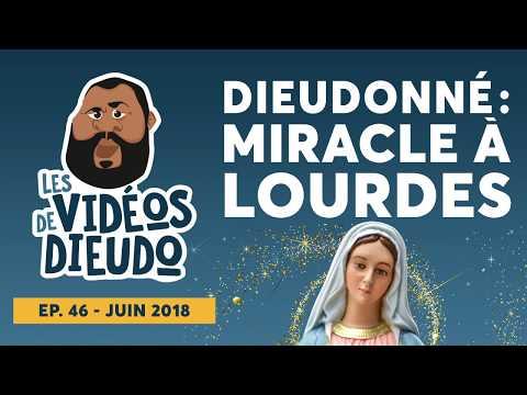 Dieudonné : Miracle à Lourdes ! Corse, Ajaccio, Bastia, Porto-Vecchio