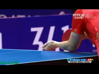 Asian Game Fan Zhendong vs Lin Gaoyuan