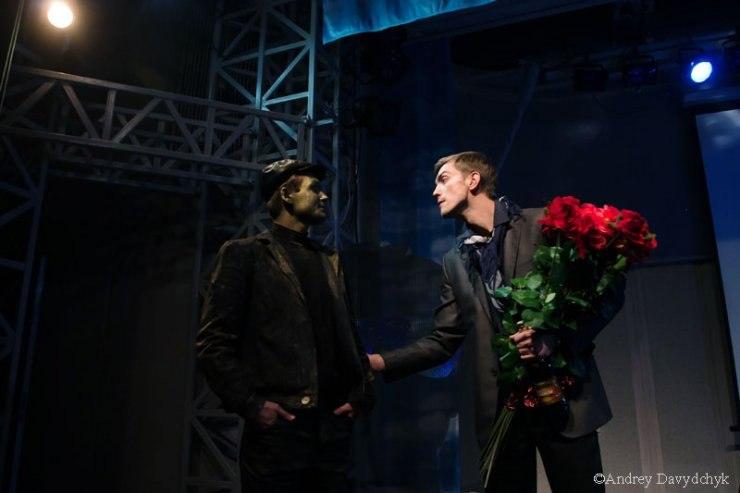 Спектакль 3-в-одном «Минск, я люблю тебя!»