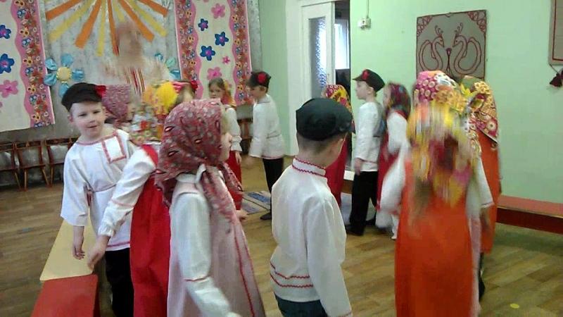 Винницкие малыши учат вепсский язык