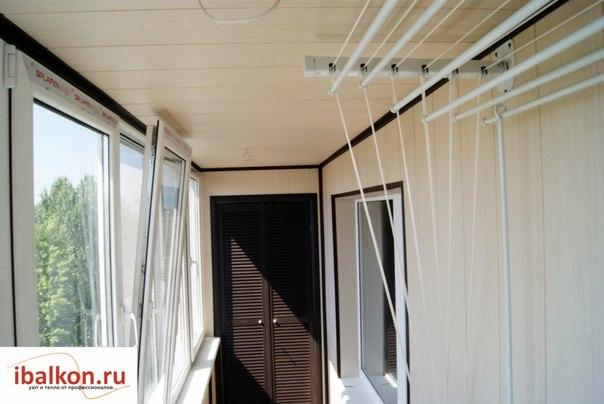 Как зашить полукруглый балкон пластиком