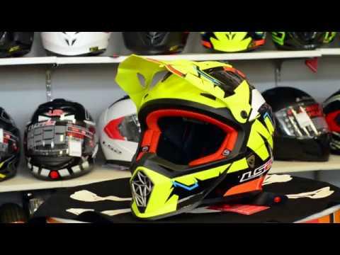Обзор шлема LS2 MX437 Fast