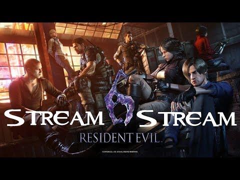 Resident evil 6 - Stream