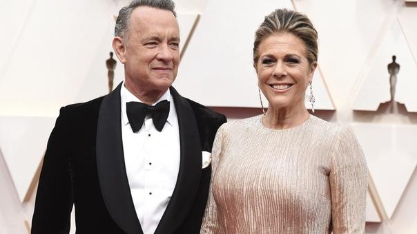 Том Хэнкс и его жена Рита Уилсон больны коронавирусом