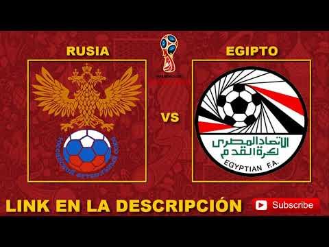RUSIA VS EGIPTO LINK DE JUEGO EN DIRECTO MUNDIAL DE LA FIFA RUSIA 2018