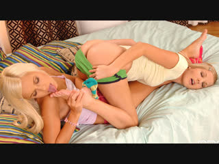 Lola n, rose [hd porn, blonde, teen, lesbian, foot fetish, feet, socks, worship, toes, legs, soles, masturbation, small tits]