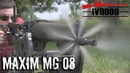 Maxim MG 08 with C Rsenal