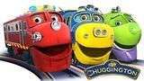 Мультики про поезда для детей - Веселые паровозики из Чаггингтона - Все серии подряд - Сборник 2