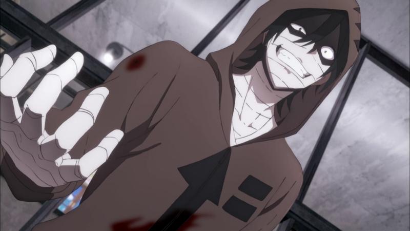 Satsuriku no Tenshi 6 серия русская озвучка Zendos Ангел кровопролития 06