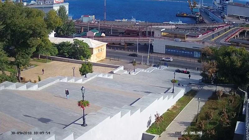 🔴 Потемкинская лестница 2   Odessa ONLINE ᴴᴰ