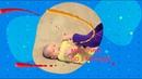 Развивающие занятия для детей до 3 месяцев МОТОРИКА